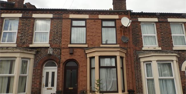 Asking Price £60,000, 2 Bedroom Terraced House For Sale in Walton, L9