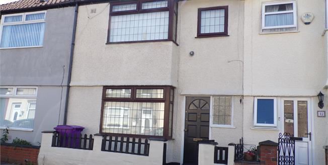 Offers Over £60,000, 2 Bedroom Terraced House For Sale in Liverpool, L9