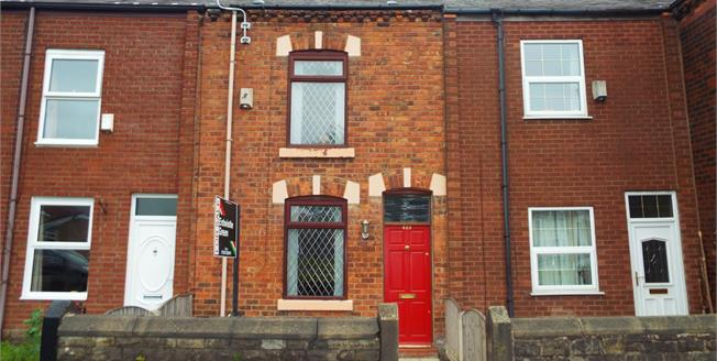 Offers Over £89,000, 3 Bedroom Terraced House For Sale in Wigan, WN3