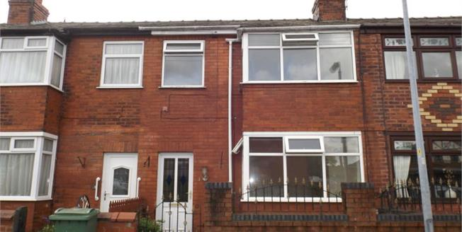 £117,500, 3 Bedroom Terraced House For Sale in Wigan, WN3