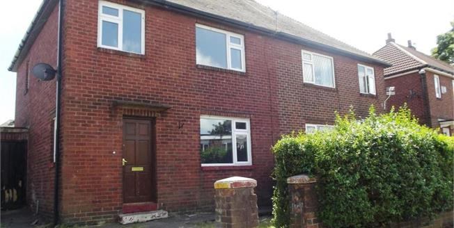 Asking Price £90,000, 3 Bedroom Semi Detached House For Sale in Wigan, WN5