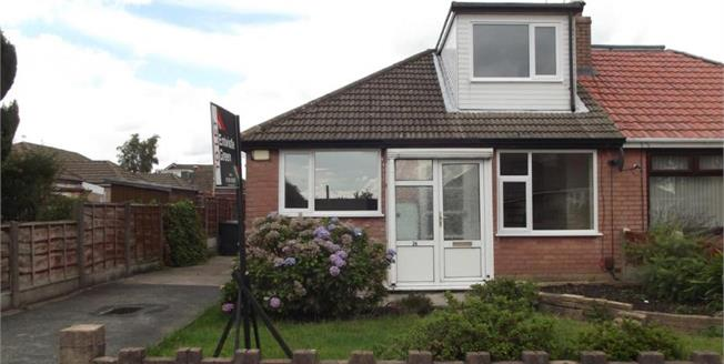 Offers in the region of £120,000, 4 Bedroom Semi Detached House For Sale in Hindley Green, WN2
