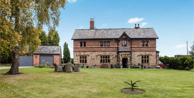 £899,995, 4 Bedroom Detached For Sale in Ashton-in-Makerfield, WN4