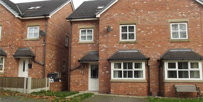 Asking Price £160,000, 3 Bedroom Semi Detached House For Sale in Wigan, WN6