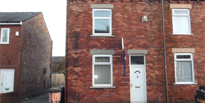 Asking Price £74,950, 2 Bedroom For Sale in Wigan, WN5