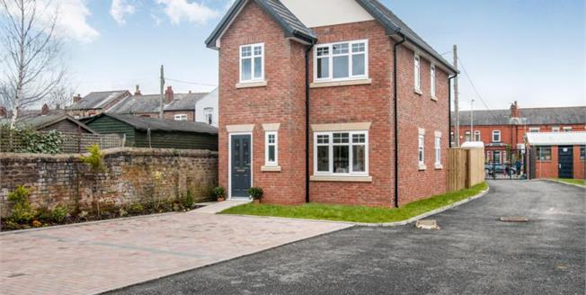 £185,000, 3 Bedroom Detached House For Sale in Wigan, WN6
