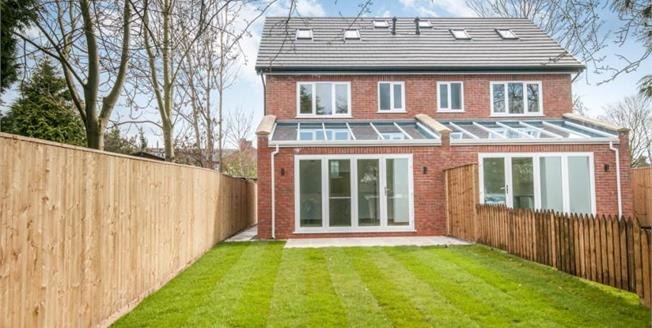 £229,950, 3 Bedroom Detached House For Sale in Wigan, WN6