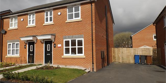 Asking Price £138,000, 3 Bedroom Semi Detached House For Sale in Greater Manchester, WN5