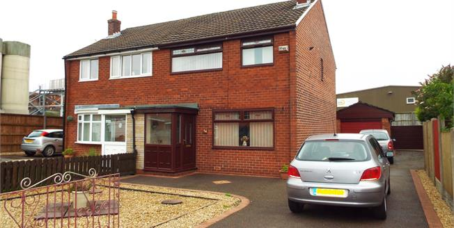 Asking Price £150,000, 3 Bedroom Semi Detached House For Sale in Aspull, WN2