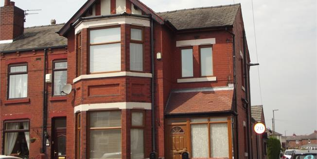 Offers in the region of £110,000, 3 Bedroom Terraced House For Sale in Ince, WN2