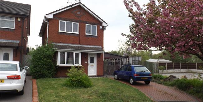Offers Over £145,000, 3 Bedroom Detached House For Sale in Wigan, WN3