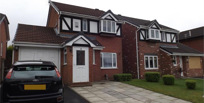 Asking Price £150,000, 3 Bedroom Detached House For Sale in Ince, WN1