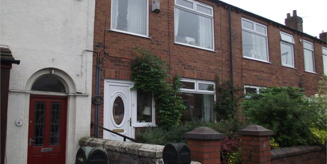 Offers in the region of £80,000, 3 Bedroom Terraced House For Sale in Aspull, WN2