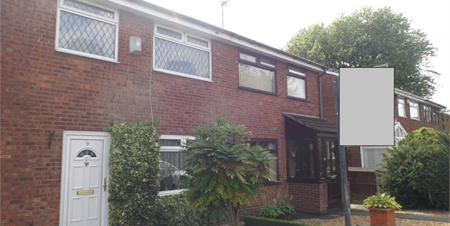 Offers Over £90,000, 3 Bedroom Terraced House For Sale in Wigan, WN3