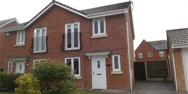 Offers Over £130,000, 3 Bedroom Semi Detached House For Sale in Ince, WN3