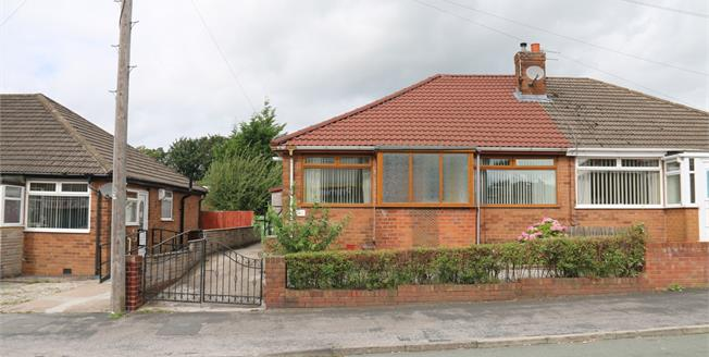 Asking Price £120,000, 2 Bedroom Semi Detached Bungalow For Sale in Wigan, WN2
