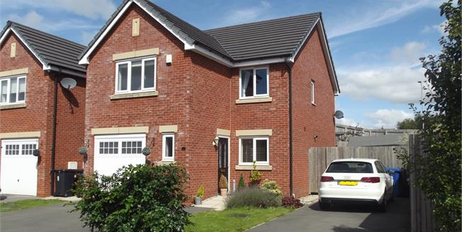 Asking Price £190,000, 4 Bedroom For Sale in Wigan, WN5