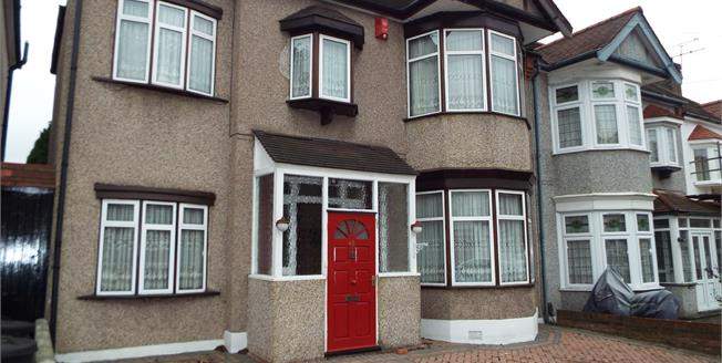 Asking Price £575,000, 5 Bedroom Semi Detached House For Sale in Ilford, IG6