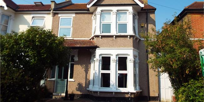 Guide Price £580,000, 6 Bedroom End of Terrace House For Sale in Ilford, IG3