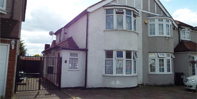 Asking Price £460,000, 2 Bedroom Semi Detached House For Sale in Ilford, IG5