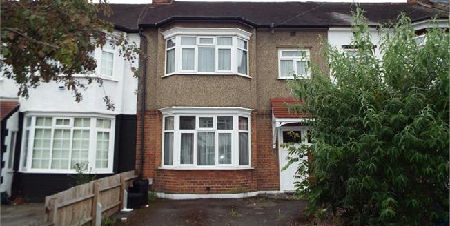 Offers in the region of £450,000, 3 Bedroom Terraced House For Sale in Ilford, IG2