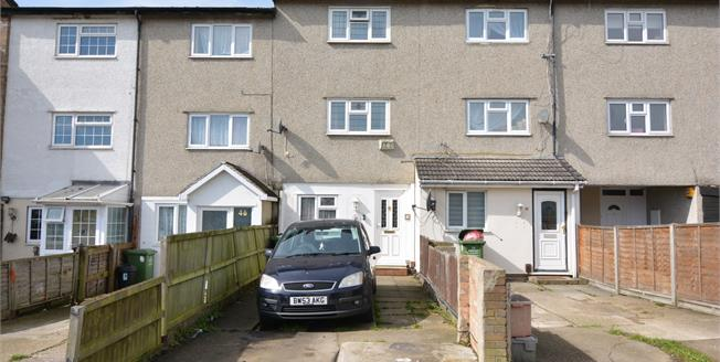 Asking Price £230,000, 3 Bedroom Terraced House For Sale in Basildon, SS16