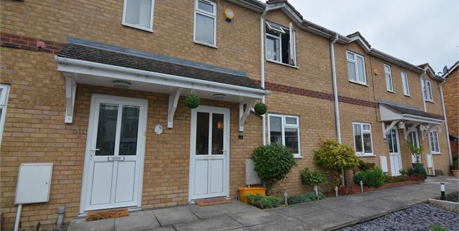 Offers Over £230,000, 2 Bedroom Terraced House For Sale in Basildon, SS14