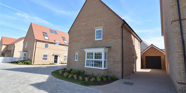 Asking Price £529,995, 5 Bedroom Detached House For Sale in Essex, SS17