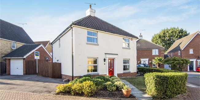 Offers Over £400,000, 4 Bedroom Detached House For Sale in Laindon, SS15
