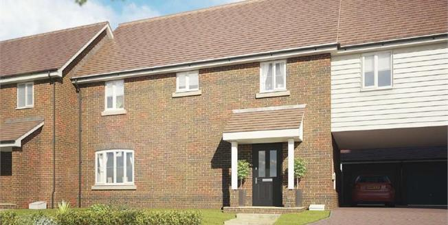 £359,995, 5 Bedroom Detached House For Sale in Braintree, CM7