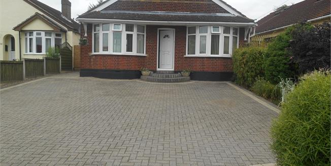 Offers in excess of £350,000, 3 Bedroom Detached Bungalow For Sale in Braintree, CM7