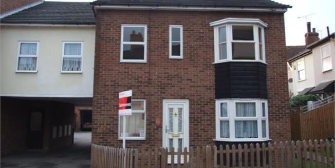 £135,000, 1 Bedroom Maisonette For Sale in Braintree, CM7