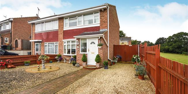 Asking Price £290,000, 3 Bedroom Semi Detached House For Sale in Braintree, CM7