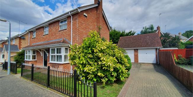 Asking Price £425,000, 4 Bedroom Detached House For Sale in Braintree, CM7