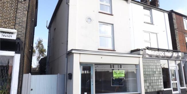 Guide Price £280,000, 2 Bedroom Semi Detached House For Sale in Burnham-on-Crouch, CM0