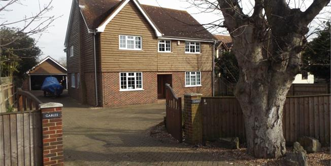 Asking Price £750,000, 4 Bedroom Detached House For Sale in Bradwell-on-Sea, CM0