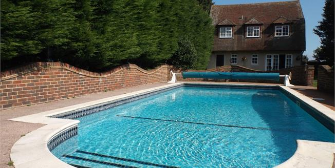 Asking Price £750,000, 6 Bedroom Detached House For Sale in Bradwell-on-Sea, CM0