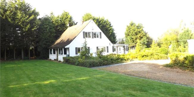 Offers in the region of £780,000, 5 Bedroom Detached House For Sale in Mayland, CM3