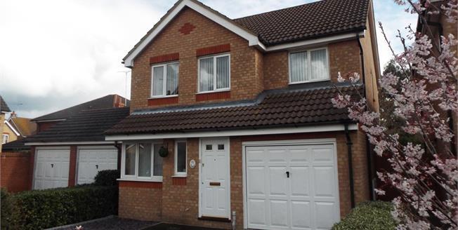 Asking Price £305,000, 4 Bedroom Detached For Sale in Southminster, CM0