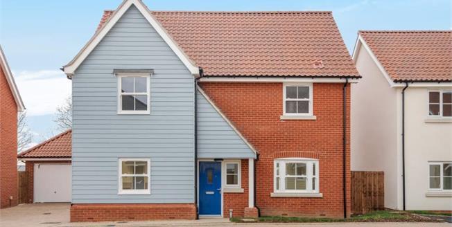 £355,000, 3 Bedroom Detached House For Sale in Tillingham, CM0