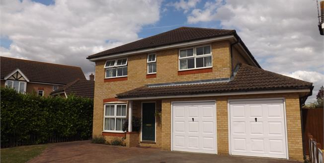 Asking Price £360,000, 4 Bedroom Detached House For Sale in Chelmsford, CM3