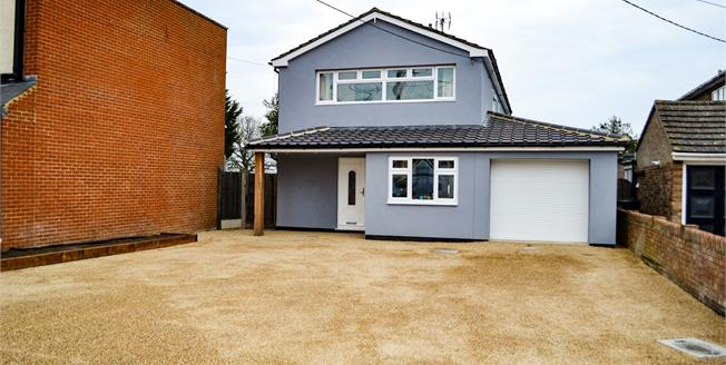 Offers in the region of £499,000, 5 Bedroom Detached For Sale in Southminster, CM0