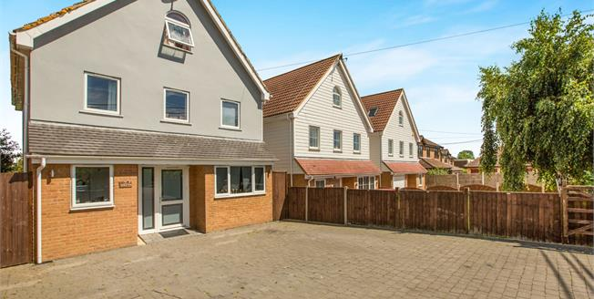 Asking Price £469,000, 5 Bedroom Detached House For Sale in Mayland, CM3