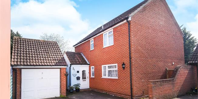 Asking Price £340,000, 4 Bedroom Detached House For Sale in Southminster, CM0