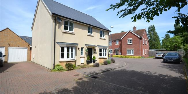 Guide Price £340,000, 4 Bedroom Detached House For Sale in St. Lawrence, CM0