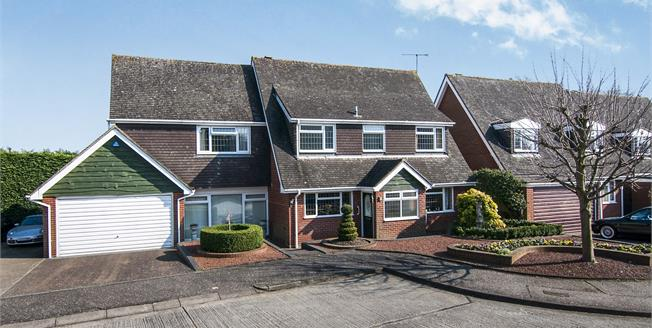 Price on Application, 4 Bedroom Detached House For Sale in Galleywood, CM2