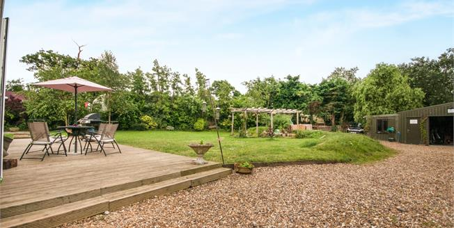 Guide Price £550,000, 4 Bedroom Detached Bungalow For Sale in Willows Green, CM3
