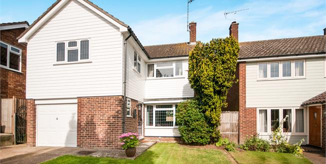 Offers in excess of £475,000, 4 Bedroom Detached House For Sale in Chelmsford, CM2