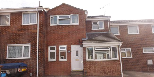 Asking Price £335,000, 4 Bedroom Terraced House For Sale in Chelmsford, CM1