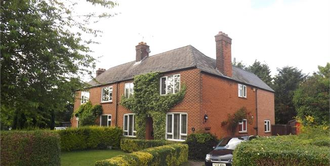 Asking Price £515,000, 4 Bedroom Semi Detached House For Sale in Great Baddow, CM2